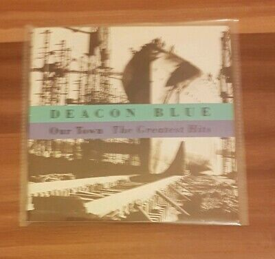 Deacon Blue Our Town The Greatest Hits CD