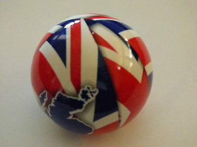 VW transporter T3  T4  and T25 Gear Knob Union Jack