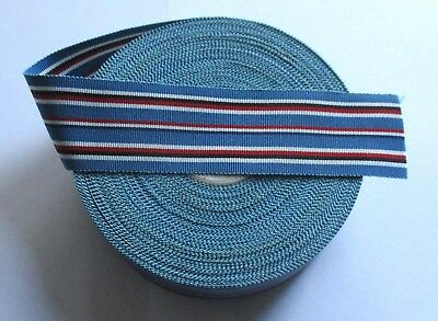 Us American Campaign Medal / 6 Inch Length Of Old  Ribbon / Free Uk P+P