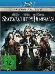 Snow White & the Huntsman (Extended Edition) [Blu-ray]... | DVD | condition good