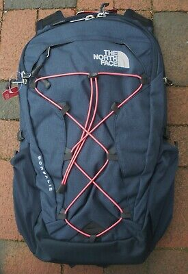 a1ae3b4ca3 The North Face Womens Borealis Backpack- Daypack- Alkv4- Urban Navy / Pink