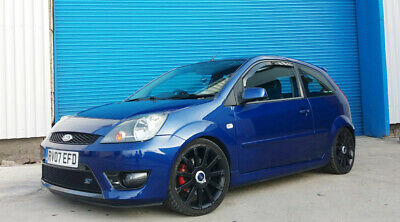 2007 Ford Fiesta ST 2.0 MK6 Facelift great condition 12 MOT 88k Miles Lady owner
