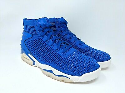 7855792009b388 Nike Jordan Flyknit Elevation 23 AJ8207-401 Basketball Shoes Game Royal