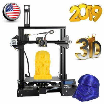 Creality Ender-3 Pro High Precision 3D Printer DIY MK-10 Extruder 220*220*250mm