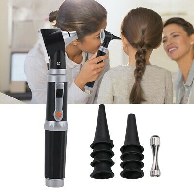(Ear,Nose &Throat) Medical Diagnostic,Otoscope,Ear Examination Kit with LED Lamp