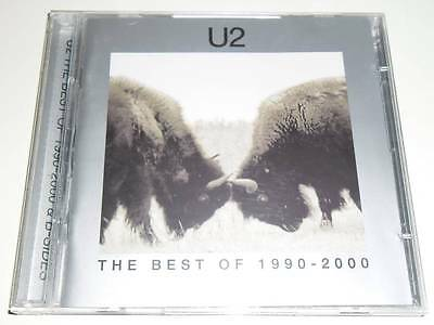U2 - The Best Of 1990 - 2000 & B-Sides - Limited Edition 2002 Uk Double Cd Album