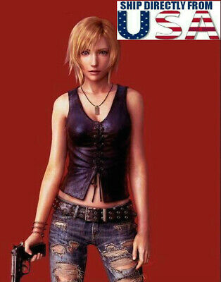 a7875299bca 1/6 Leather Vest For Parasite Eve Aya Brea For 12