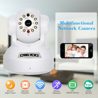 OWSOO IP Cloud Network PTZ Camera Support Cloud Storage P2P CCTV Security USA