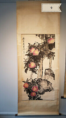Wu chang Shuo Antique Scroll