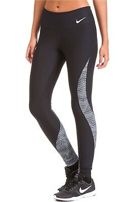 0ee0a28a373f2 ... Womens Nike Power Torque Training Tights Size S (860982 010) Black 5