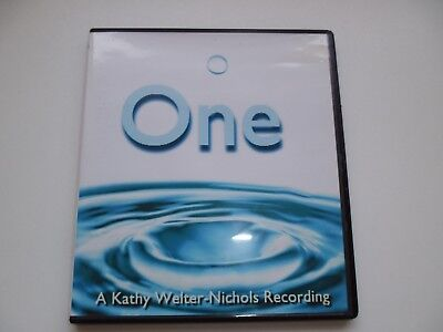 Self Help CD- One by Kathy Welter Nichols