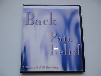 Self Help CD- Back Pain Relief by Duncan McColl