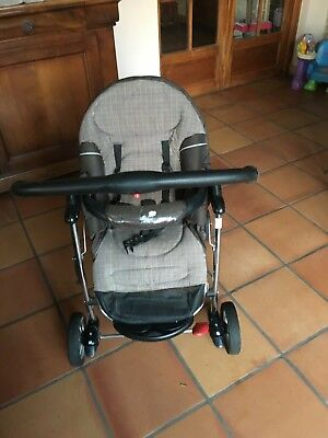poussette chassis  bebe confort