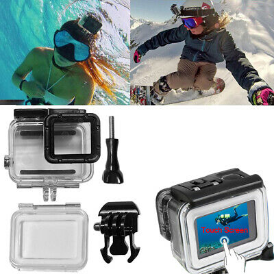 Professional Diving Case Protection Touch Screen Shell Backdoor for GoPro Hero 7