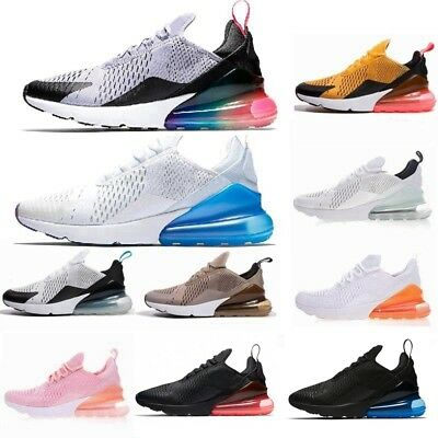 UK Fashion Arrival Air Max 270 Mens Running Shoes Sport Women Trainer Sneakers