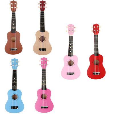 Ukulele Starter Kit - Professional 21 inch Beginner Ukulele Hawaii Guitar