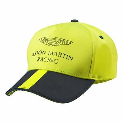 Aston Martin Racing Team Cap Lime Green/Navy 2019 ADULT
