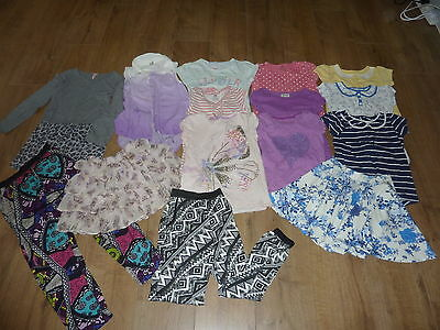 BUNDLE of girls clothes age 7-8 yrs STUNNING (146)