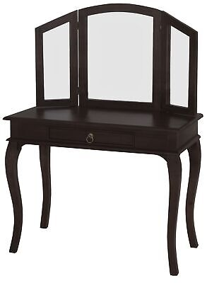 NEW Queen Ann 1 Drawer Large Dressing Table - La Verde,Dressing Tables