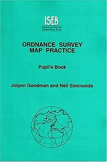 Ordnance Survey Map Practice: Pupil's Book by Goodman... | Book | condition good