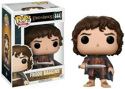 LORD OF THE RINGS/HOBBIT - FRODO BAGGINS - Funko Pop! Movies (2017, Toy NUEVO)