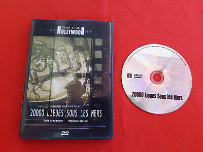20000 20.000 Leagues under the Sea Stuart Paton Alexander Clark DVD Video Area 2
