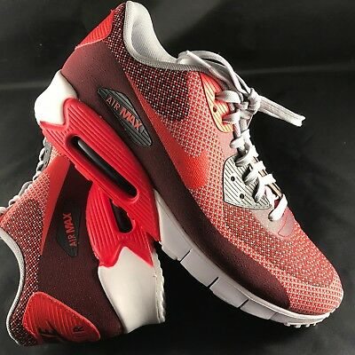 AIR MAX 90 ICE rot GYM rot rot rot Sz 8.5 DEADSTOCK YEEZY