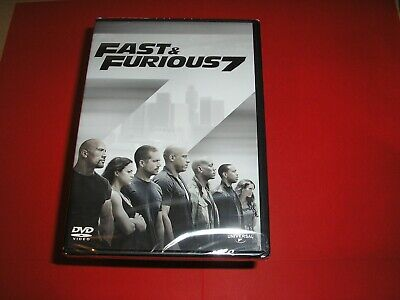 "DVD neuf emballé,""FAST AND FURIOUS 7"",paul walker,vin diesel,dwayne johnson,(577"