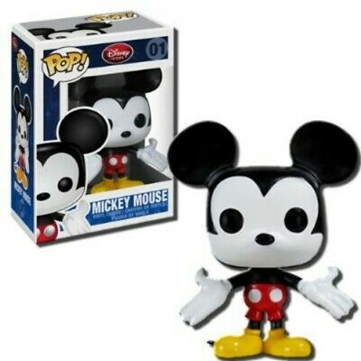 Disney: Mickey Mouse - Funko Pop! (2012, Toy NUEVO)