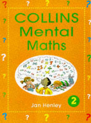 Collins Mental Maths – Pupil Book 2: Level 2, Henley, Jan | Used Book, Fast Deli