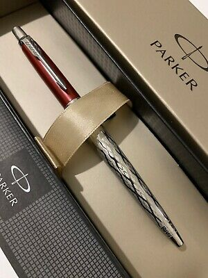 New Parker Jotter Special Edition Architecture Red Classical Ballpoint Pen.