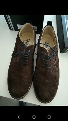 newest collection 61bab 31d65 SCARPE SNOBS SHOES Charlie Man uomo Coffee (marrone) 40