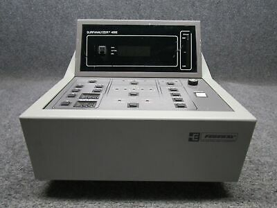 Federal Model Surfanalyzer 4000 Surface Finish Measurement Tool