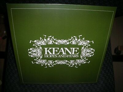 KEANE **Hopes and Fears **BRAND NEW RECORD LP VINYL