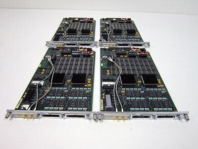 4X Hp Hewlett-Packard 16556A 1Msa Analyzer 100 Mhz State 400 Mhz Timing