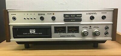 AKAI GXR-82D PROFESSIONAL 8 TRACK PLAYER Serviced