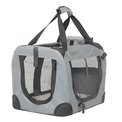 Soft Grey Pet Carrier - Small