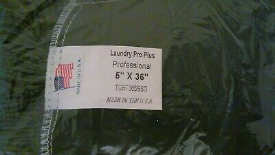 "5"" x 36"" Laundry Pro Dust Mop Refill Green *NEW*"