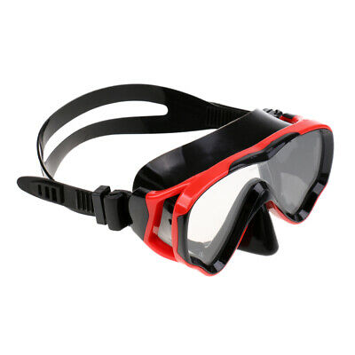 Youth Kids Silicone Snorkeling Swimming Diving Goggles Anti Fog Scuba Dive Mask