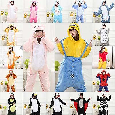 Animal Kids Adult Kigurumi Onesie11 Cosplay Costume Pyjamas Pajamas Sleepwear