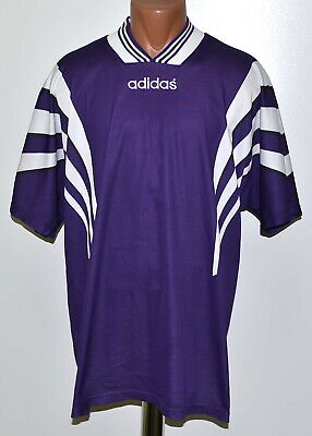 4855e6ad7 Adidas Vintage Template 1996 1997 Football Shirt Jersey Maglia Size Xl Adult