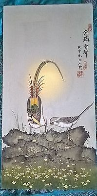 hand painted Chinese oil painting