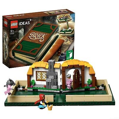 NEW 2019 LEGO IDEAS 21315 ONCE UPON A BRICK BRAND NEW FACTORY SEALED