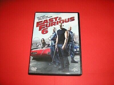 "DVD,""FAST AND FURIOUS 6"",pual walker,vin diesel,dwayne johnson,etc,(591)"