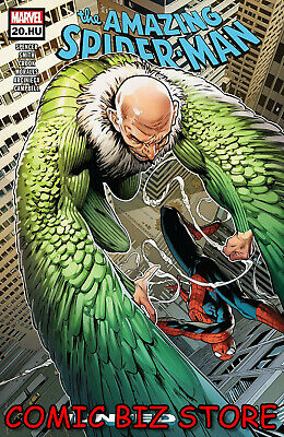 Amazing Spider-Man #20.Hu (2019) 1St Printing Bagged & Boarded Hunted Marvel