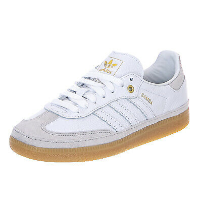 magasin vif et grand en style achats ADIDAS SAMBA OG W Relay - Blanc - Baskets Chaussures à Lacets Homme Femme  Blanc