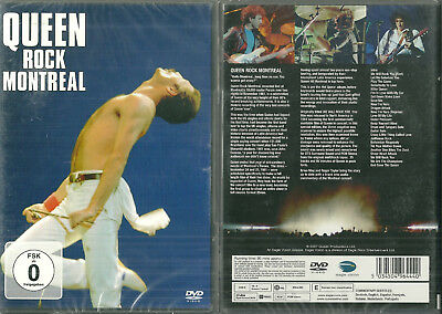 Rare / Dvd - Queen : Queen En Concert Live At Montreal / Neuf Emballe New Sealed
