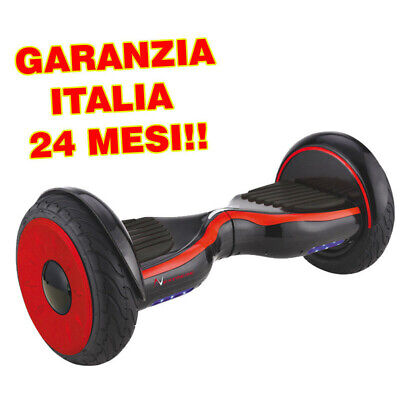 NEXTREME STINGER 10 pollici Hoverboard Ruote Camera d'aria Overboard Bluetooth