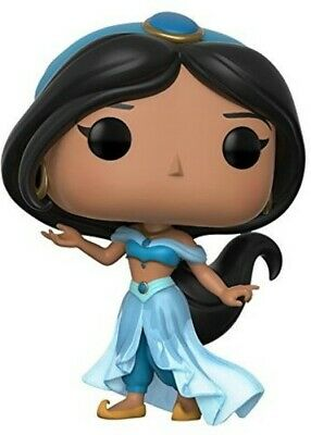 Aladdin - Jasmine (New) - Funko Pop! Disney (2017, Toy NUEVO)