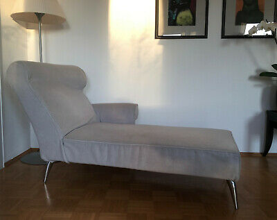 Original Driade Chaiselounge Royalton Dormeuse Philippe Starck Sofa Lounge